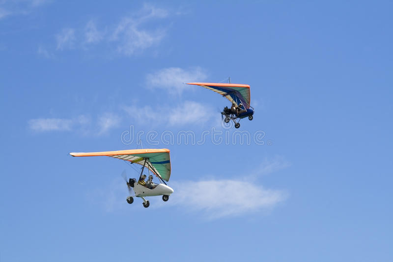 Download Flight On Delta Plane In A Blue Sky Stock Photo - Image: 10969134