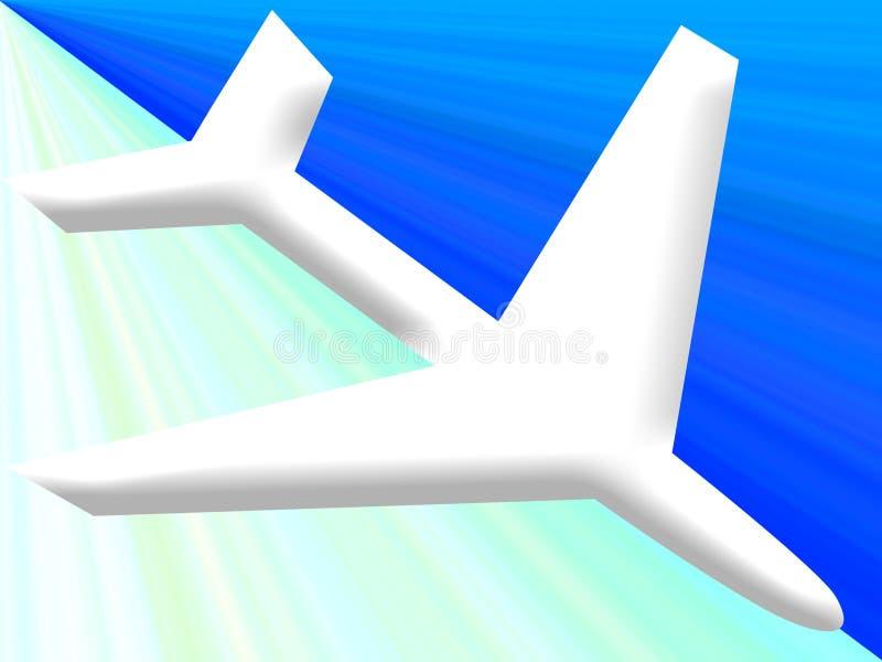 Flight landing stock images