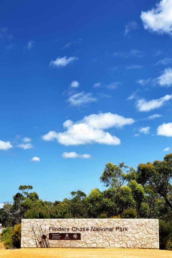 Flinders Gończy park narodowy obraz stock
