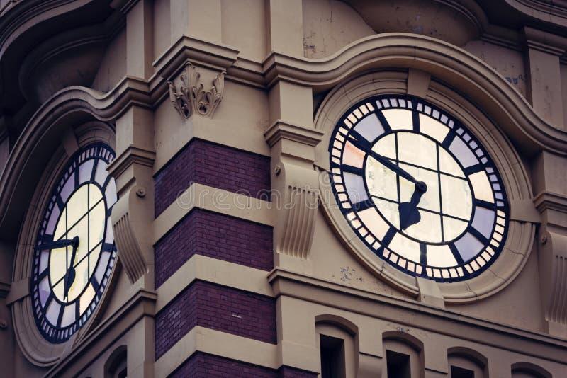 Flinders ulicy stacja obraz stock