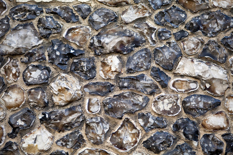 Download Flint Wall Royalty Free Stock Images - Image: 28893969