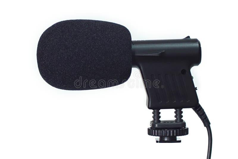 Flinta mikrofon obraz royalty free
