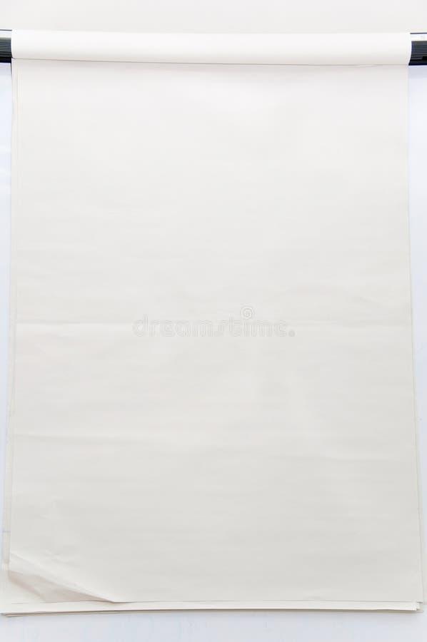 Flip-Chart lizenzfreie stockbilder