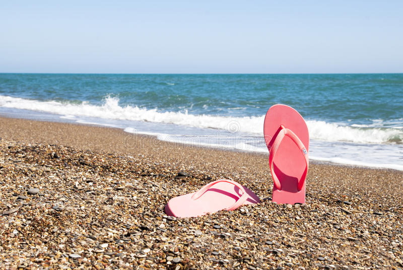Download Flip flop stock image. Image of shiny, sunlight, heat - 24470721