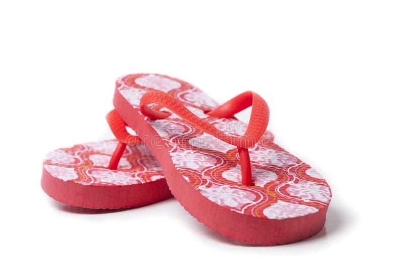 Flip Flop Sandals arkivbilder