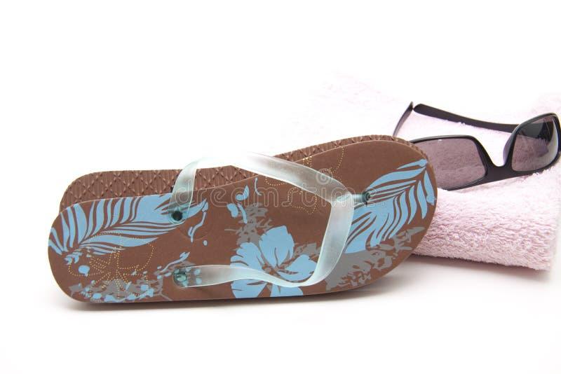 Flip Flop Shoe Royalty Free Stock Photo