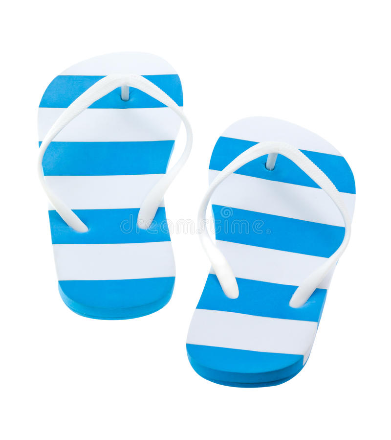 Flip-flops fotografia de stock royalty free