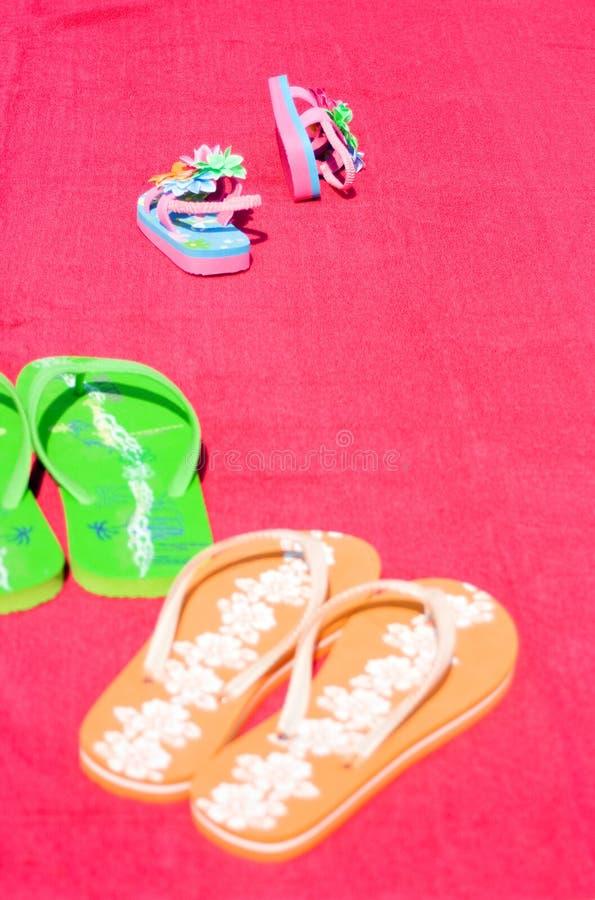 Flip-flops fotos de stock royalty free