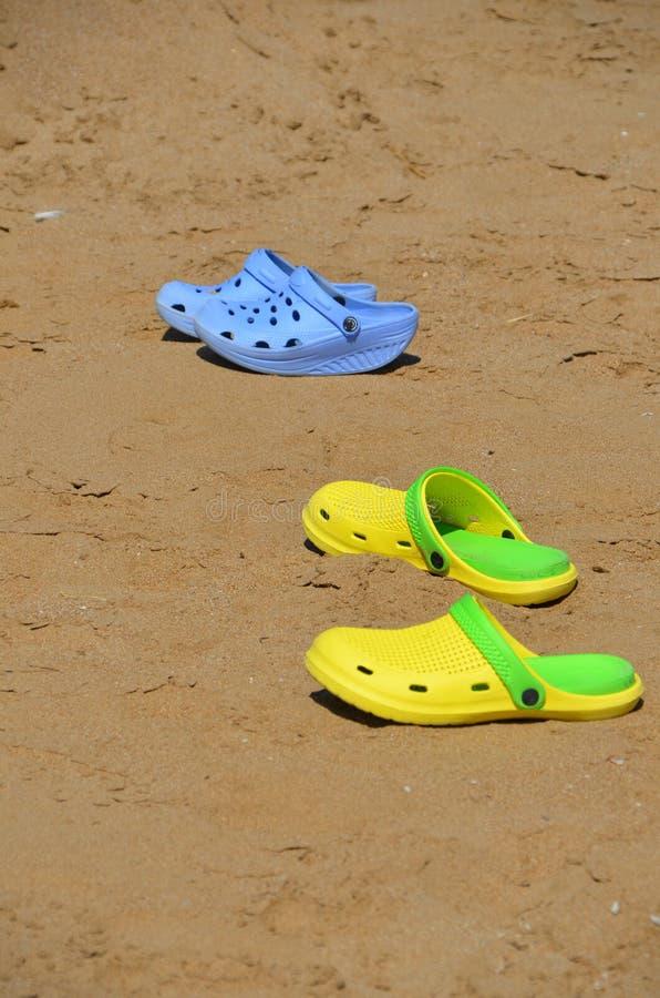 Flip-flops foto de stock