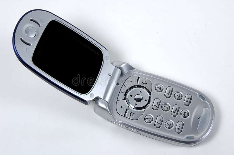Flip Phone 2 royalty free stock photography