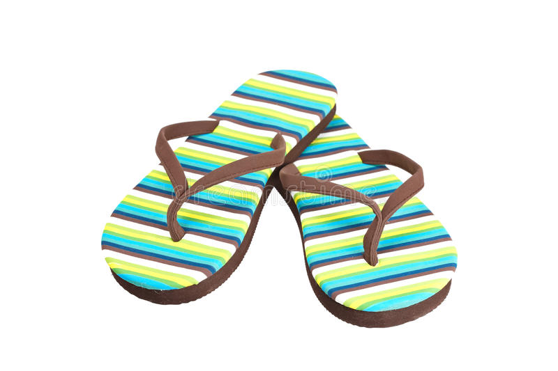 flipflops obraz stock