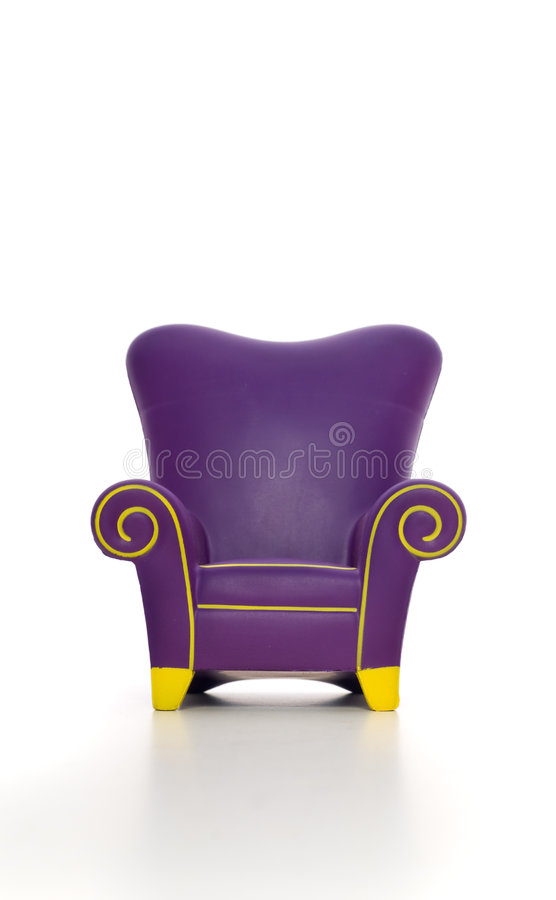 Flippige Stühle stockfotografie