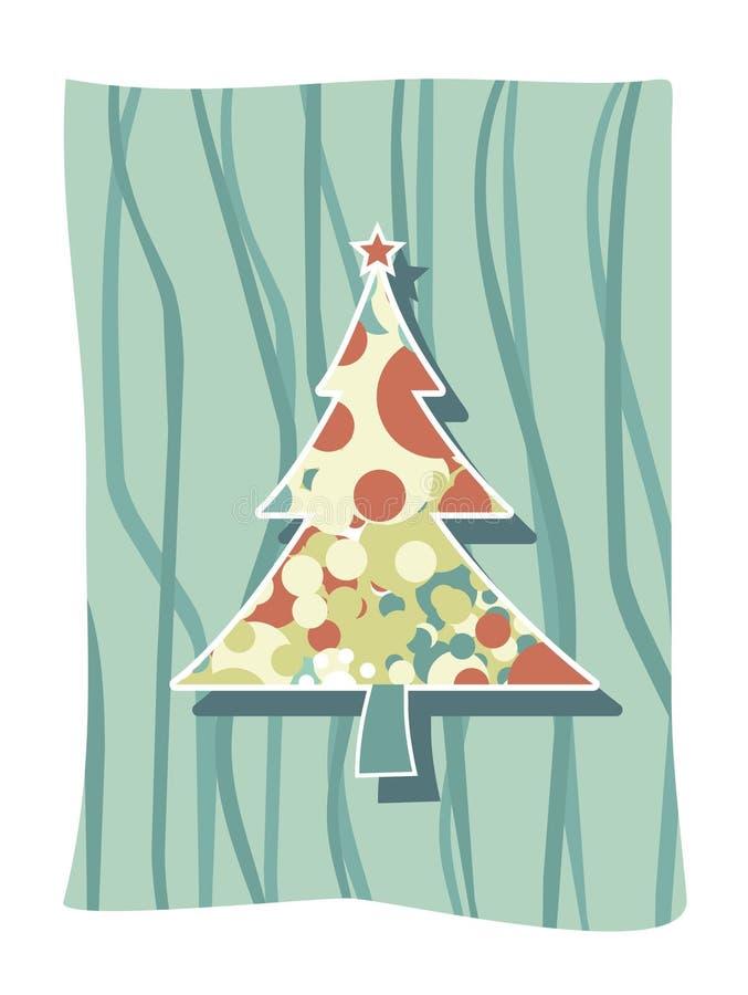 Download Flippige Weihnachtskunst vektor abbildung. Illustration von luxus - 12202489