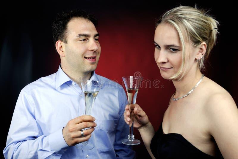 flirt obraz royalty free