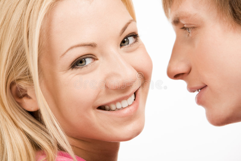 Download Flirt stock image. Image of companion, date, expression - 7766625