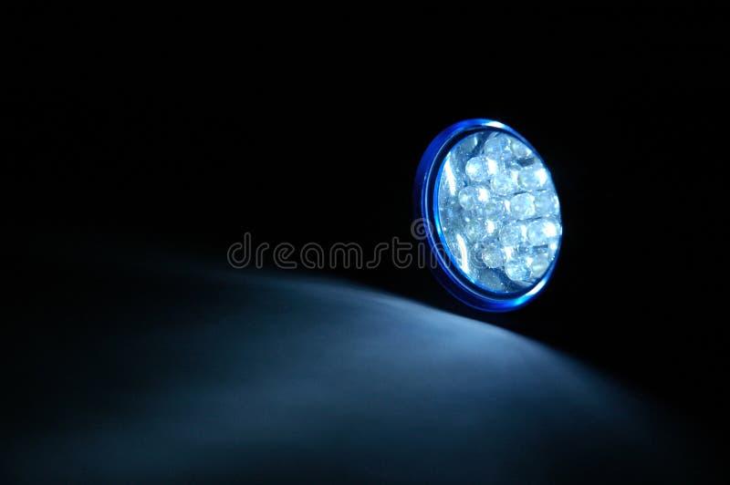 Flitslicht stock afbeelding
