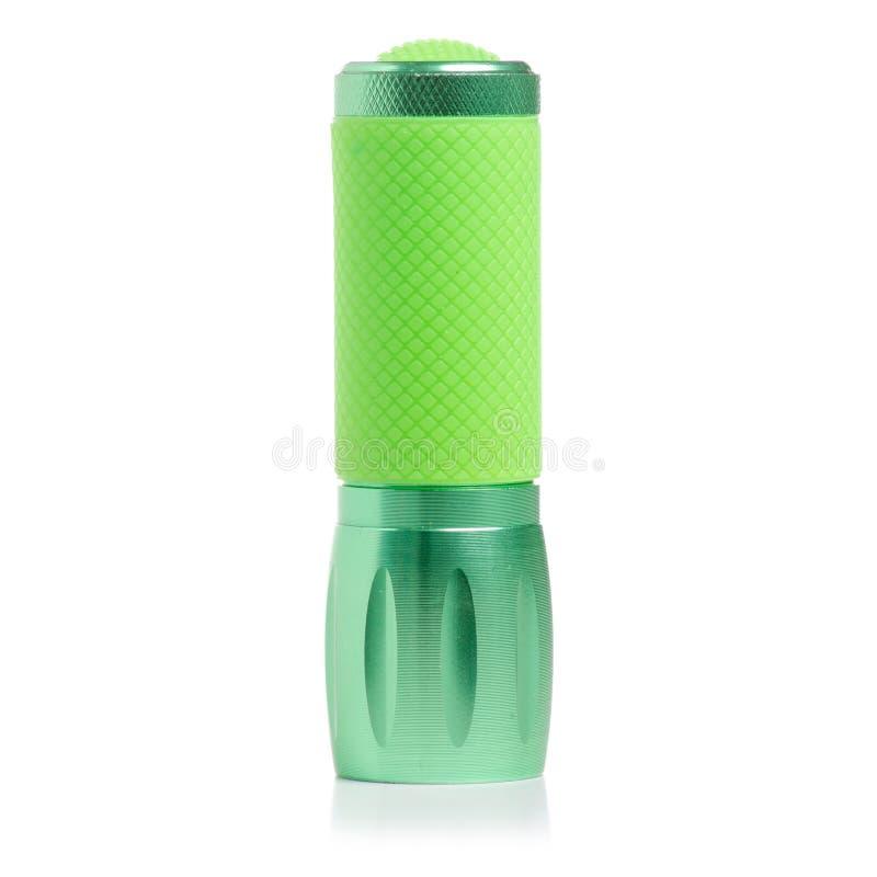 Flitslicht groen materiaal stock afbeeldingen