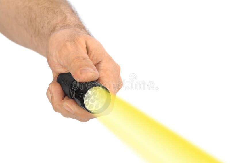Download Flitslicht ter beschikking stock afbeelding. Afbeelding bestaande uit lantaarn - 54090051