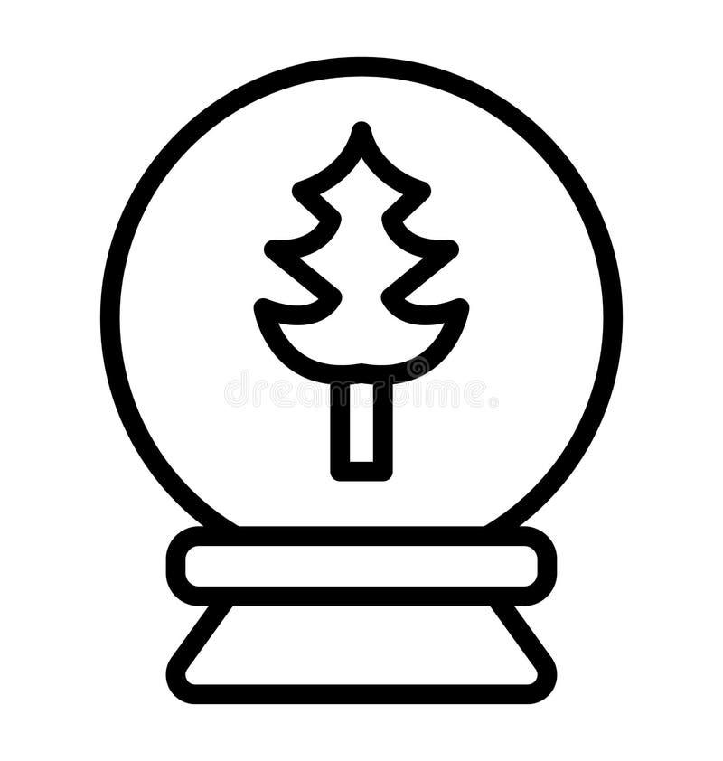 Flitter lokalisierte Vektor-Ikone, die leicht geändert werden oder in jeder möglicher Art redigieren kann lizenzfreie abbildung
