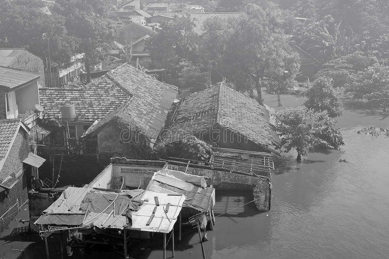 Download Floading en Jakarta foto de archivo. Imagen de hermoso - 42439674