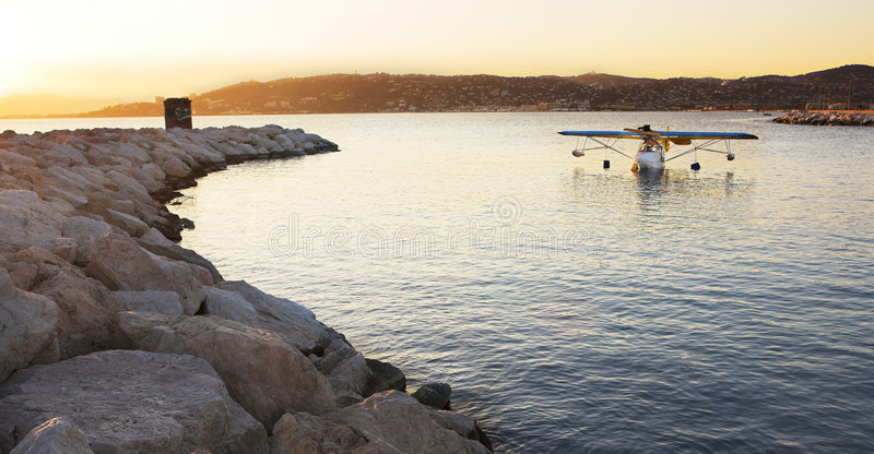 Download Float plane stock image. Image of europe, micro, cockpit - 1416511