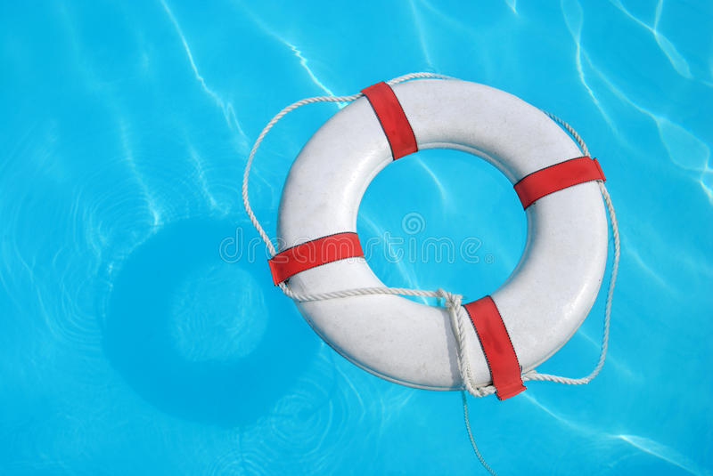 Float Ring Stock Photo Image Of Water Lifeguard Summer