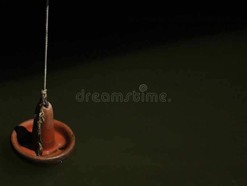 Download Floating Anchor Royalty Free Stock Photography - Image: 146087