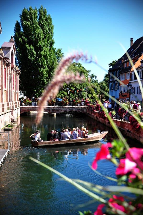 Little Venise of France stock image