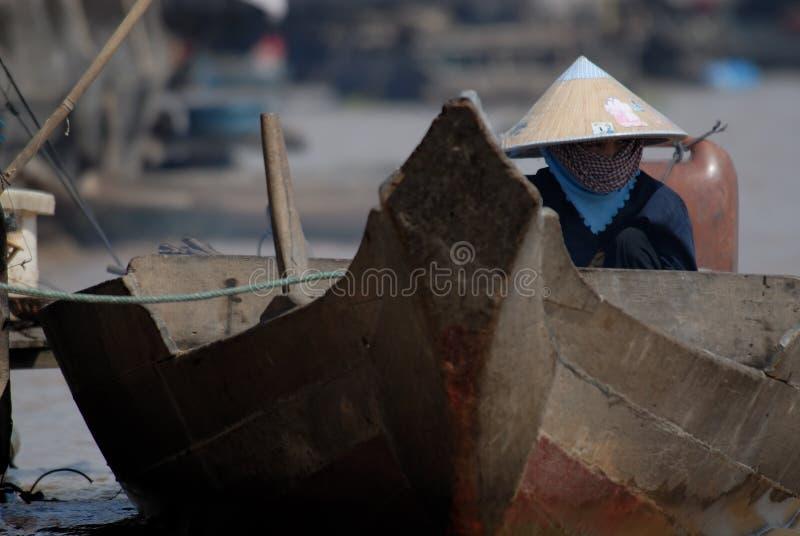 Floating Village Stock Photos