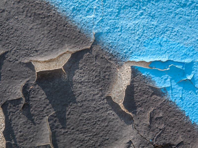 Flockige Wand 2 stockfotografie