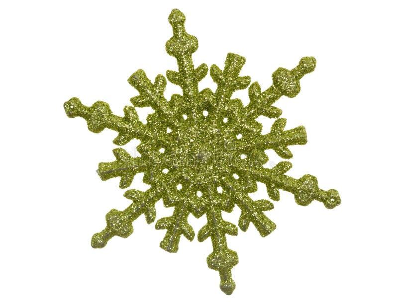 Floco de neve do Natal imagens de stock royalty free