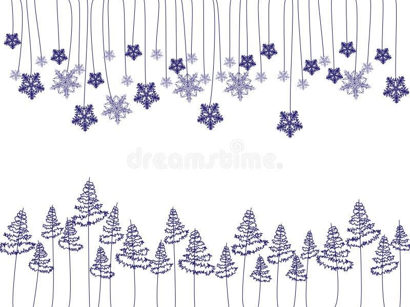 Flocon de neige illustration de vecteur image du l ments 6900705 - Gabarit flocon de neige a decouper ...