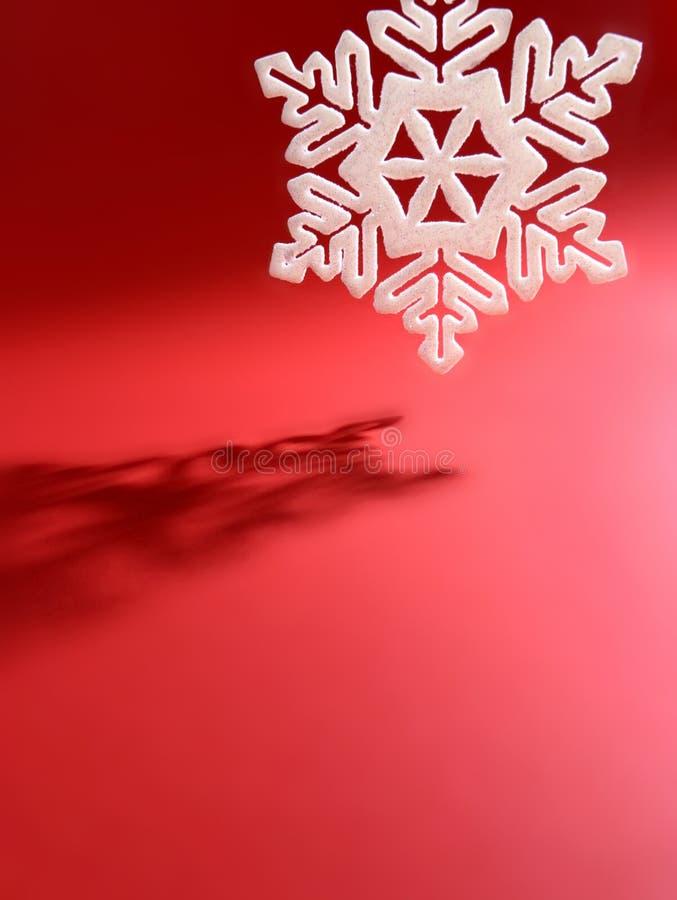 Flocon de neige blanc photos libres de droits