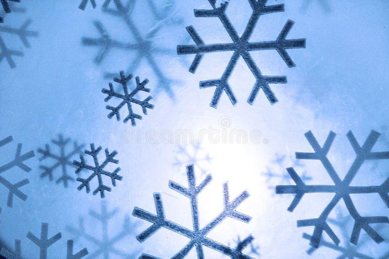 Flocos da neve
