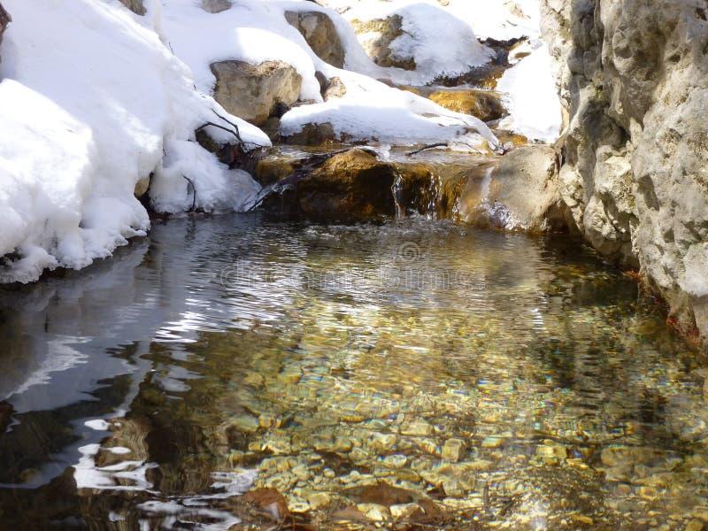Flod royaltyfri fotografi