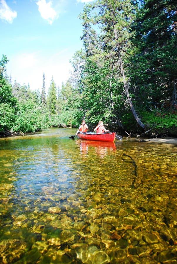 floden turnerar royaltyfria foton