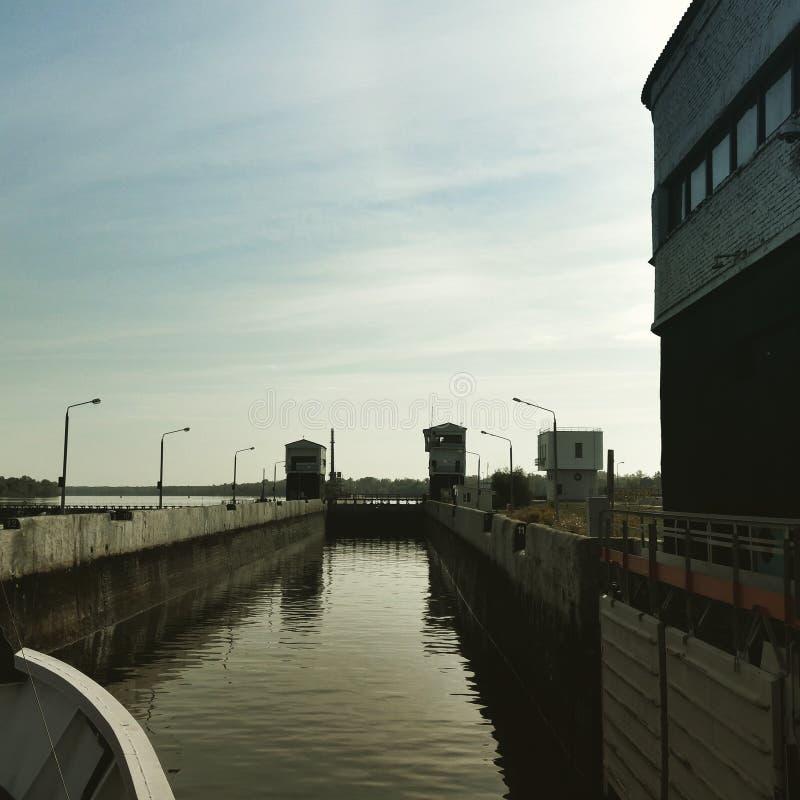 Flodnyckel arkivfoto