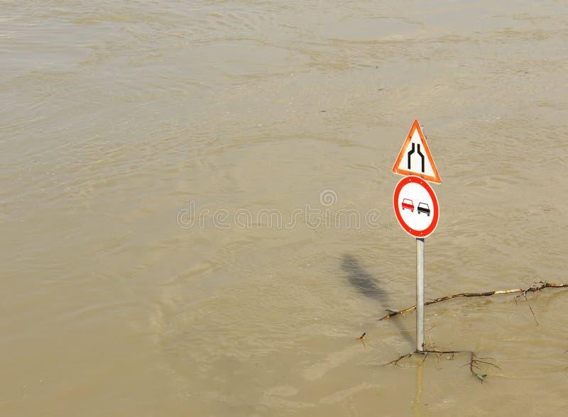 Flood royalty free stock image
