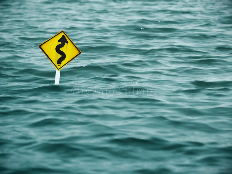Download Flood stock image. Image of crisis, warming, underwater - 21537095