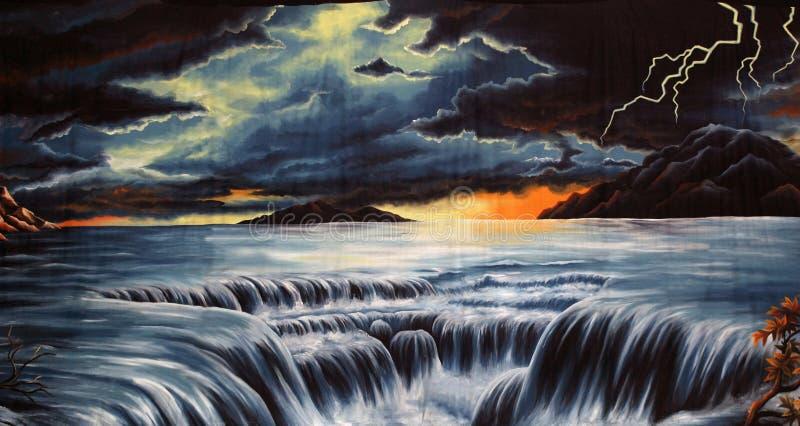 Download Flood background stock illustration. Image of background - 31597945