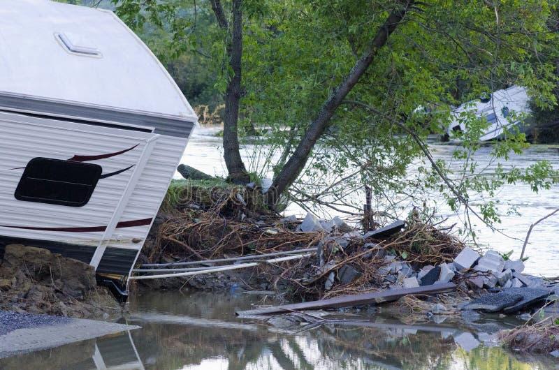 Download Flood Damage Berlin Vermont : Hurricane Irene Editorial Photography - Image: 20991312