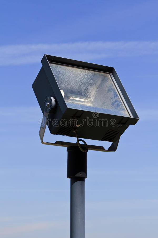 Download Flood light stock photo. Image of floodlight, light, building - 25615984