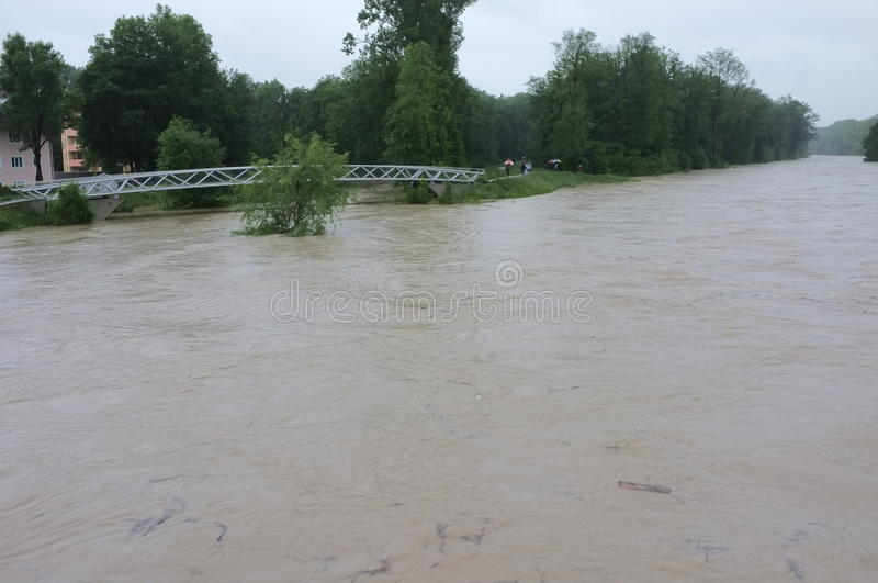 Download Flood editorial stock image. Image of water, dangerous - 31366979