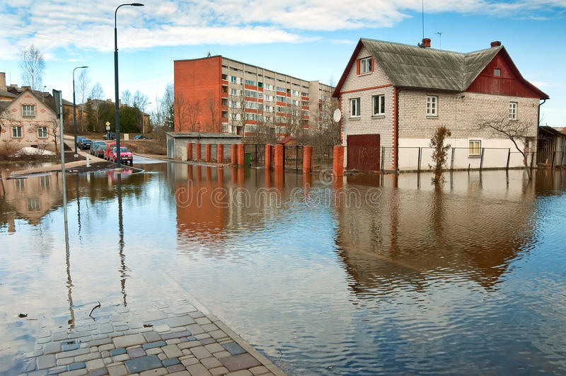 Download Flood Stock Image - Image: 31027931