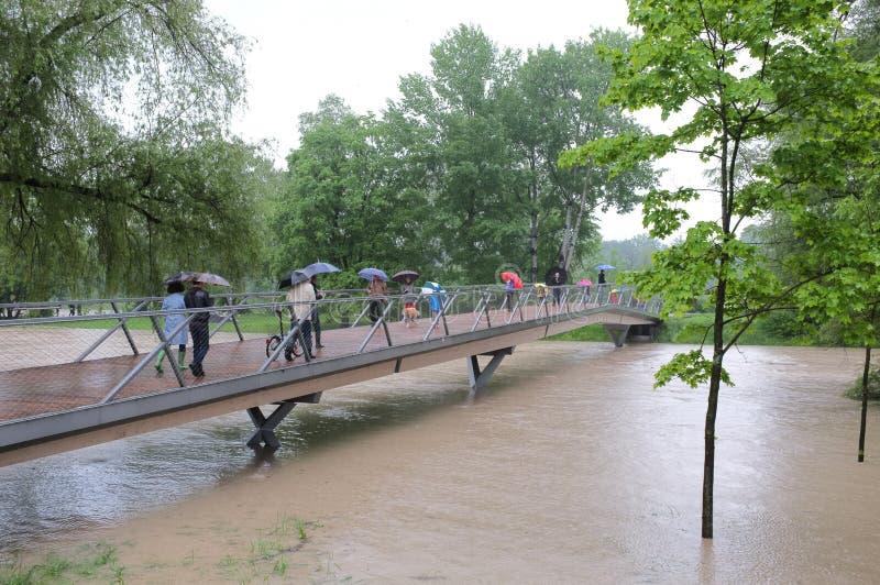Download Flood Tourism Editorial Image - Image: 31367320