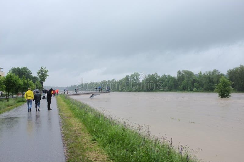 Download Flood Tourism Editorial Stock Photo - Image: 31367368
