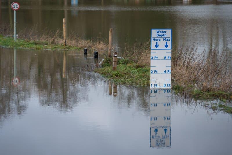 flooding imagem de stock royalty free