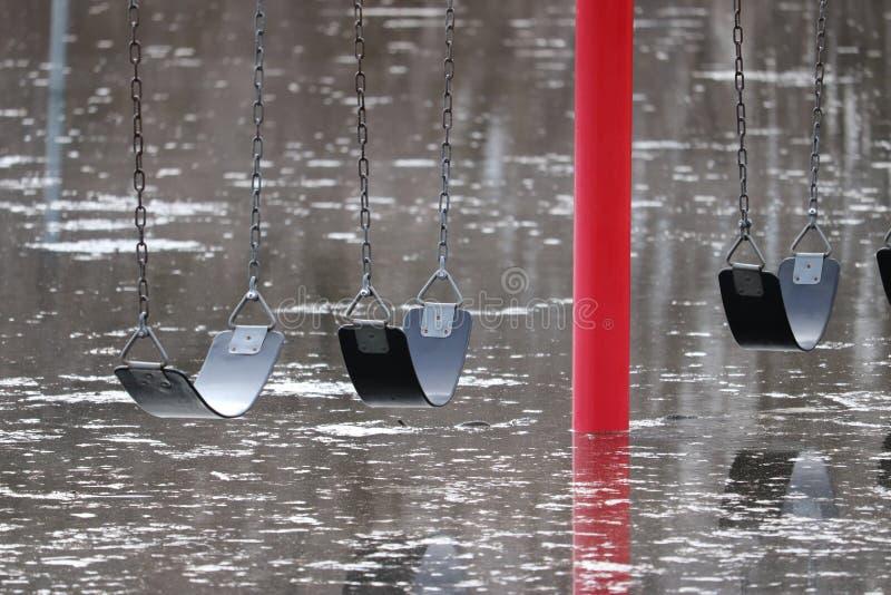 flooding fotografia de stock