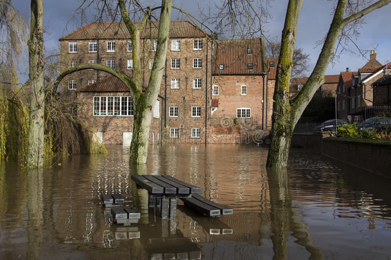 Download Flooding - Yorkshire - England Editorial Photography - Image: 27916972