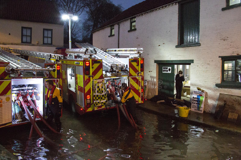 Download Flooding - Yorkshire - England Editorial Stock Photo - Image: 27917158